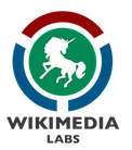 Powered by Wikimedia Labs